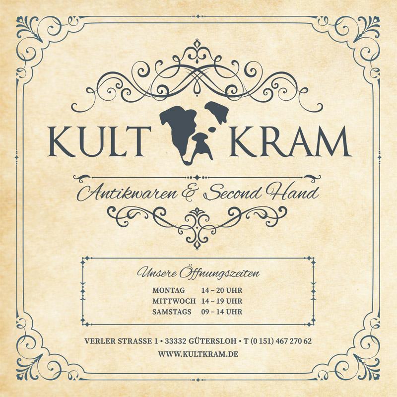 Kultkram Antikwaren & Second Hand Gütersloh